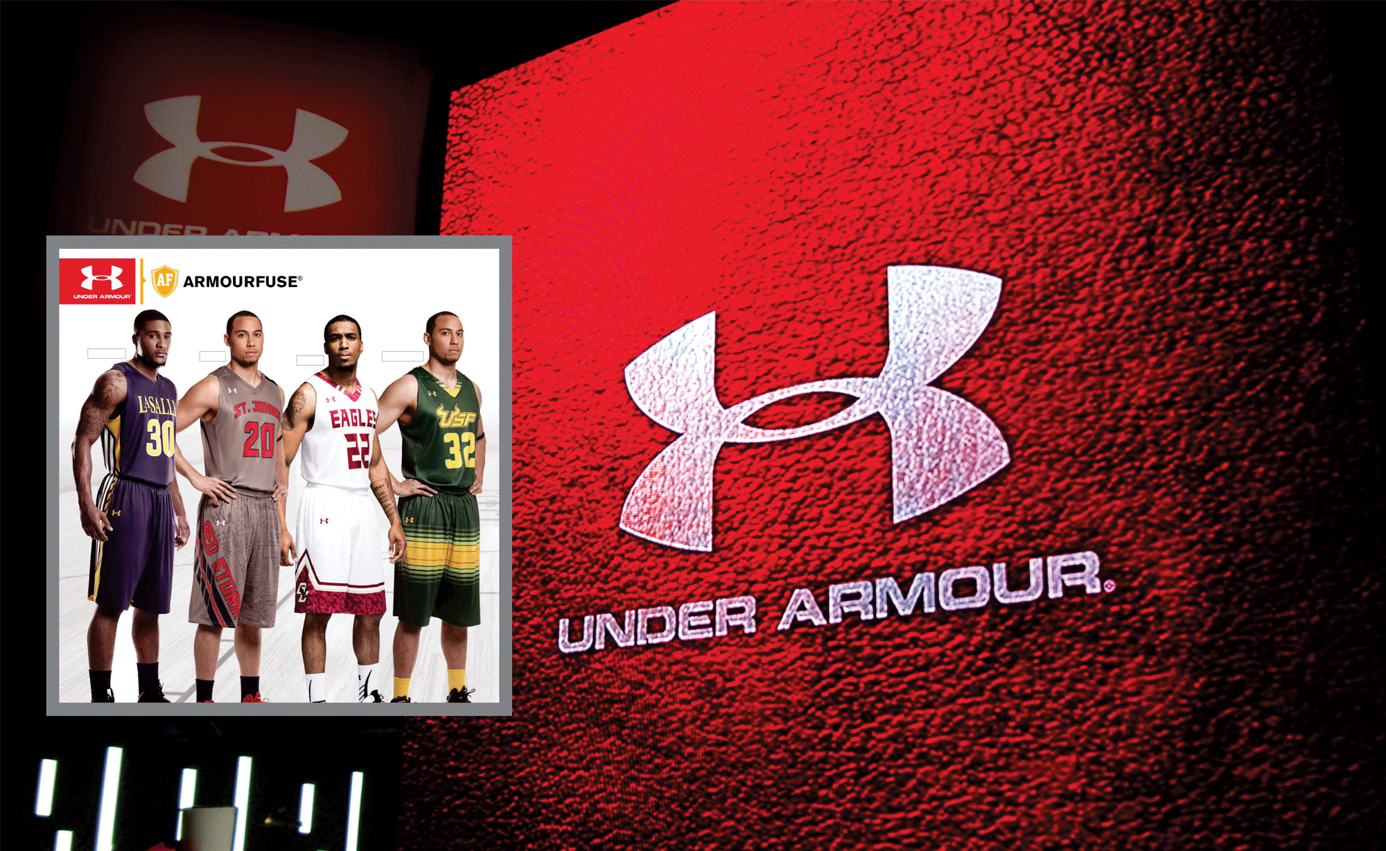 Hiring production supervisor sandlot sports sandlot sports partners with under armour falaconquin