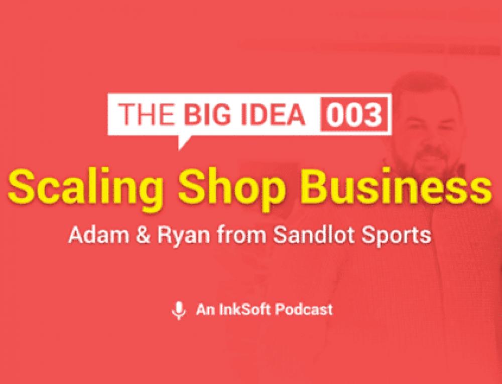 "Sandlot Sports join Marshall Atkinson for ""The Big Idea"""